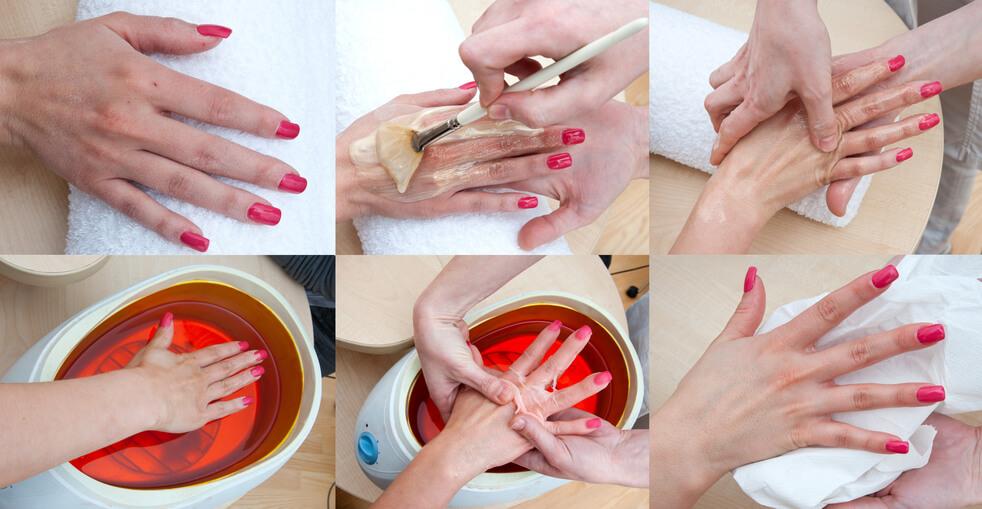 Пошаговая инструкция парафинотерапии своими руками