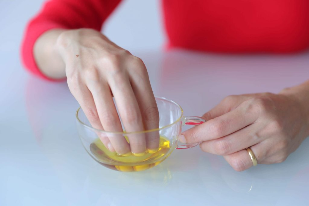 Масло для питания ногтей