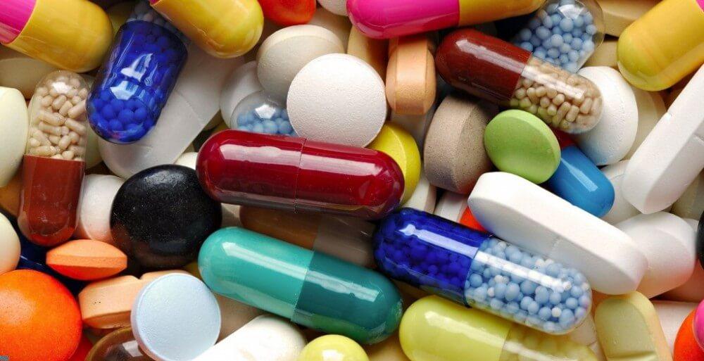 Витамины минералы микроэлементы для здоровья роста ногтей