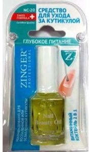 Zinger, витаминный коктейль для ногтей SR-06