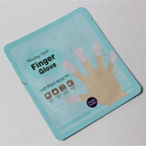 Holika Holika Маска для ногтей Healing Nails Finger Glove