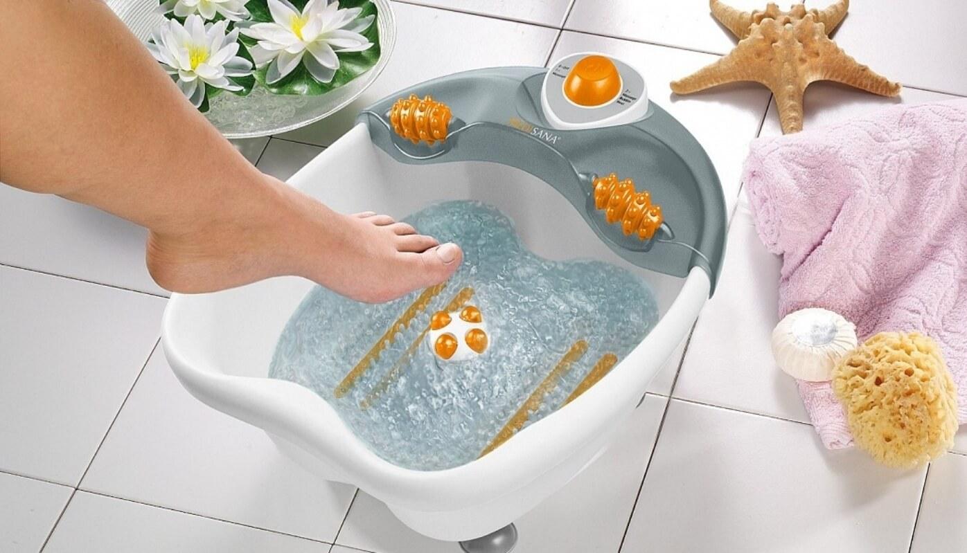 Особенности и характеристики ванночек для массажа водой
