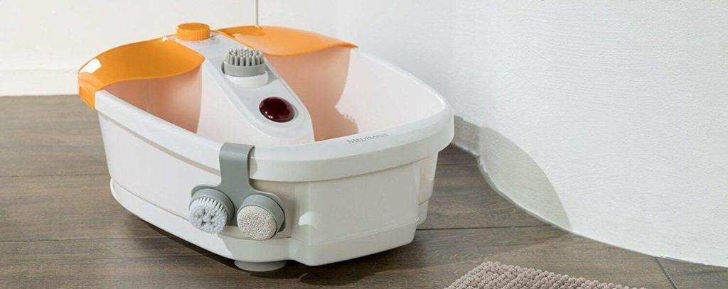 Medisana FS 883 модель ванночки описание