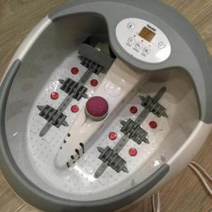 Использование гидромассажной ванночки без воды